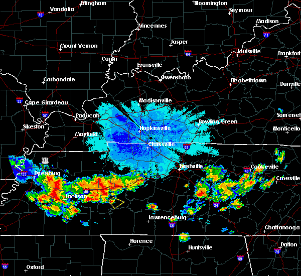 Radar Image for Severe Thunderstorms near Linden, TN at 6/23/2015 9:08 PM CDT