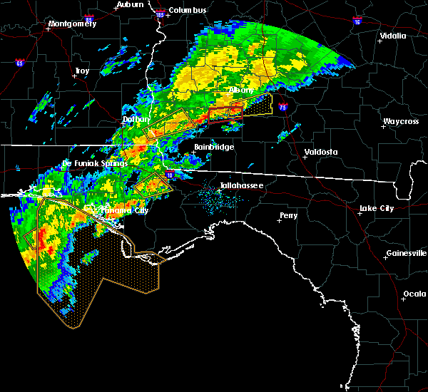 Radar Image for Severe Thunderstorms near Quincy, FL at 12/17/2019 10:31 AM EST