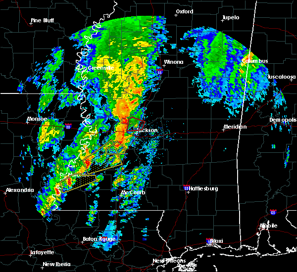 Radar Image for Severe Thunderstorms near Ridgeland, MS at 12/29/2019 3:09 PM CST