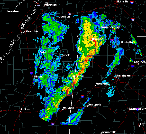 Radar Image for Severe Thunderstorms near Pickensville, AL at 12/29/2019 6:17 PM CST