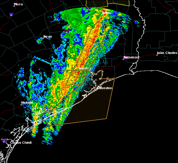 Radar Image for Severe Thunderstorms near Deer Park, TX at 1/11/2020 12:20 AM CST