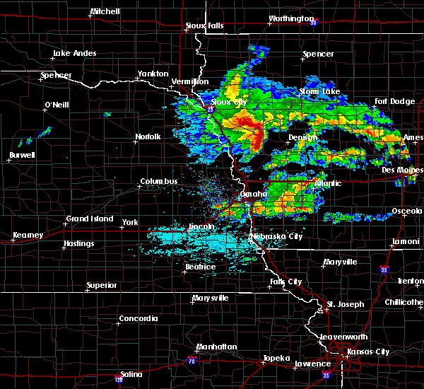 Radar Image for Severe Thunderstorms near Early, IA at 6/24/2015 12:39 PM CDT
