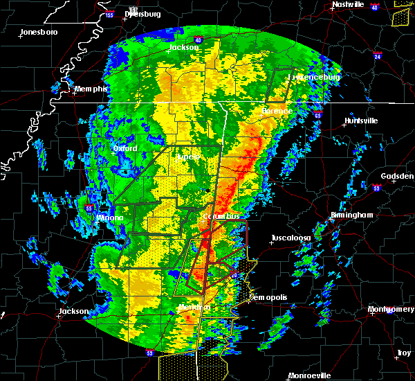 Radar Image for Severe Thunderstorms near Pickensville, AL at 1/11/2020 11:09 AM CST