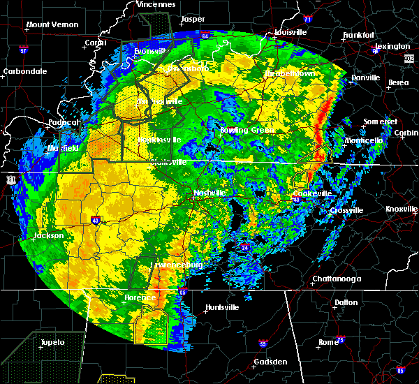 Radar Image for Severe Thunderstorms near Albany, KY at 1/11/2020 11:44 AM CST