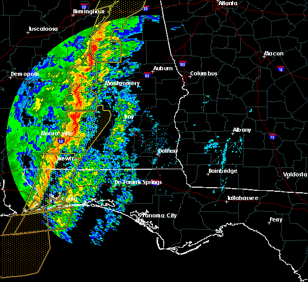 Radar Image for Severe Thunderstorms near Red Level, AL at 1/11/2020 2:07 PM CST