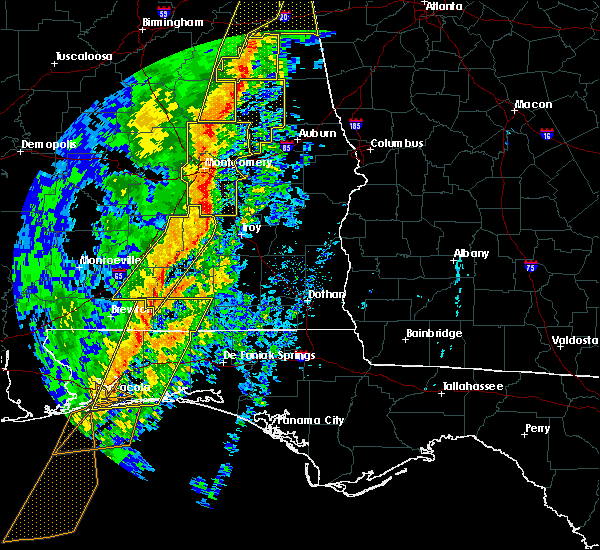 Radar Image for Severe Thunderstorms near Red Level, AL at 1/11/2020 2:42 PM CST