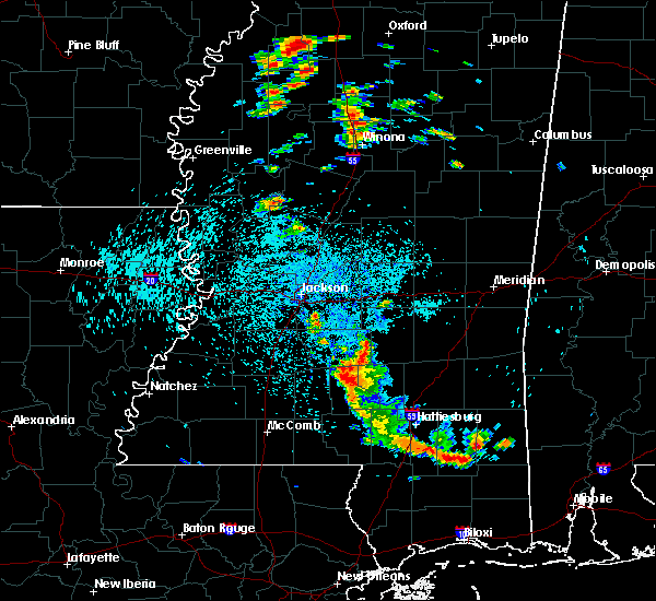 Radar Image for Severe Thunderstorms near Prentiss, MS at 6/24/2015 2:29 PM CDT