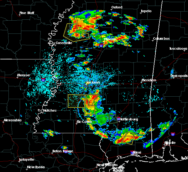 Radar Image for Severe Thunderstorms near Drew, MS at 6/24/2015 3:23 PM CDT