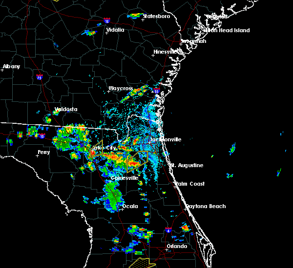 Radar Image for Severe Thunderstorms near Asbury Lake, FL at 6/24/2015 5:15 PM EDT