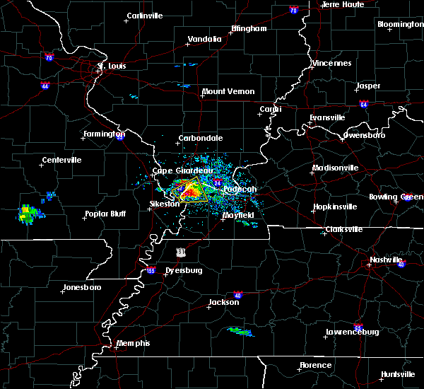 Radar Image for Severe Thunderstorms near Kevil, KY at 3/2/2020 5:04 PM CST