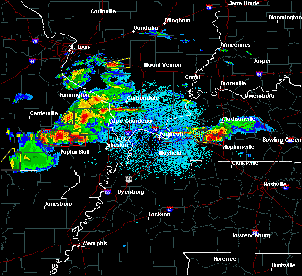 Radar Image for Severe Thunderstorms near Greenville, MO at 3/2/2020 7:47 PM CST