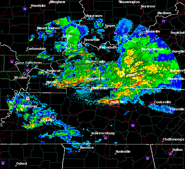 Radar Image for Severe Thunderstorms near Chesterfield, TN at 3/3/2020 1:41 AM CST