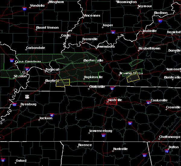 Radar Image for Severe Thunderstorms near Centerville, TN at 3/3/2020 2:16 AM CST