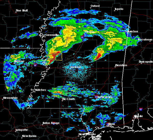 Radar Image for Severe Thunderstorms near Pearl River, MS at 3/4/2020 1:50 AM CST