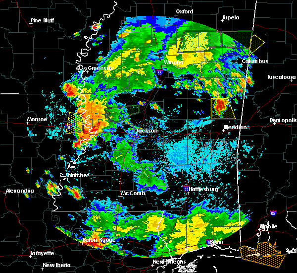 Radar Image for Severe Thunderstorms near Bogue Chitto, MS at 6/24/2015 6:36 PM CDT