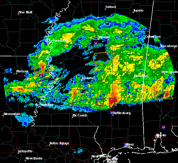 Radar Image for Severe Thunderstorms near Soso, MS at 3/4/2020 5:14 AM CST