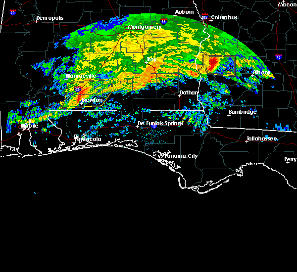 Radar Image for Severe Thunderstorms near Red Level, AL at 3/4/2020 8:09 AM CST