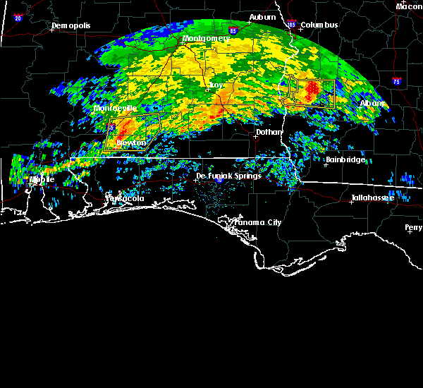 Radar Image for Severe Thunderstorms near Red Level, AL at 3/4/2020 8:18 AM CST