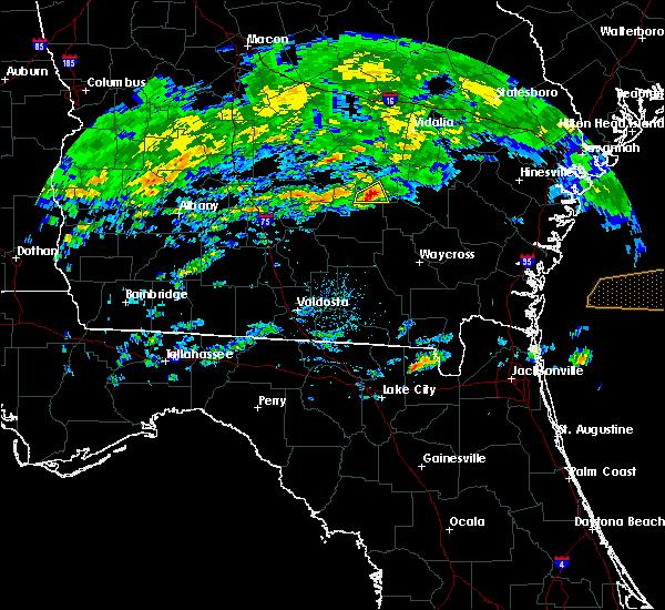 Radar Image for Severe Thunderstorms near Denton, GA at 3/4/2020 3:55 PM EST