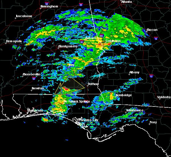 Radar Image for Severe Thunderstorms near Enterprise, AL at 3/5/2020 4:30 AM CST