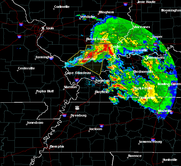 Radar Image for Severe Thunderstorms near Broughton, IL at 3/12/2020 2:28 PM CDT