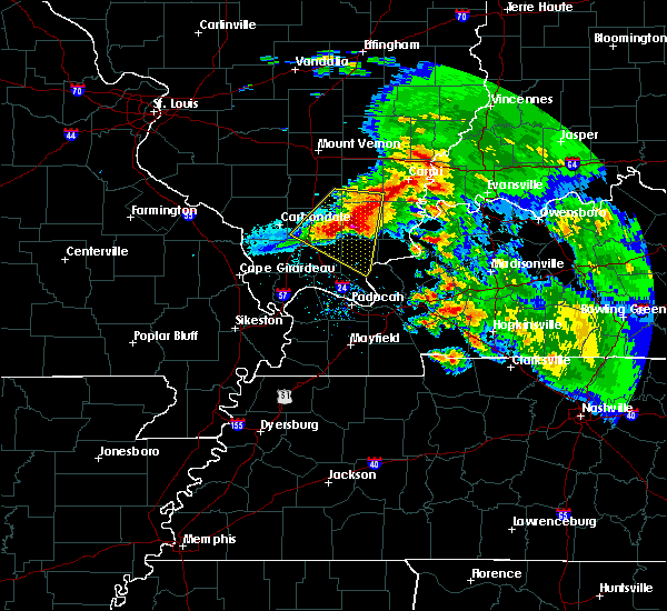 Radar Image for Severe Thunderstorms near Broughton, IL at 3/12/2020 2:42 PM CDT