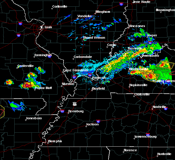 Radar Image for Severe Thunderstorms near Williamsville, MO at 3/12/2020 5:22 PM CDT
