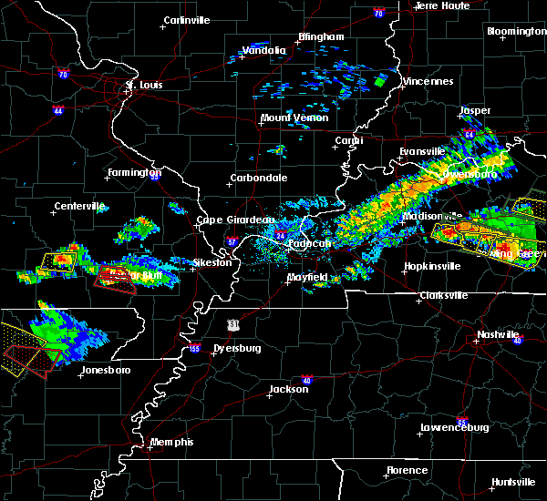 Radar Image for Severe Thunderstorms near Essex, MO at 3/12/2020 5:56 PM CDT