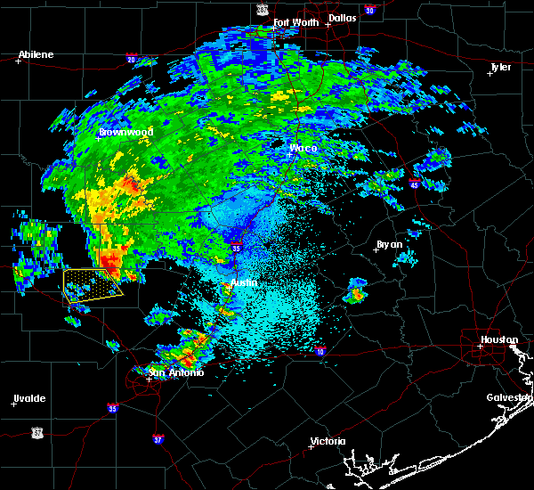 Radar Image for Severe Thunderstorms near Highland Haven, TX at 3/19/2020 5:19 AM CDT