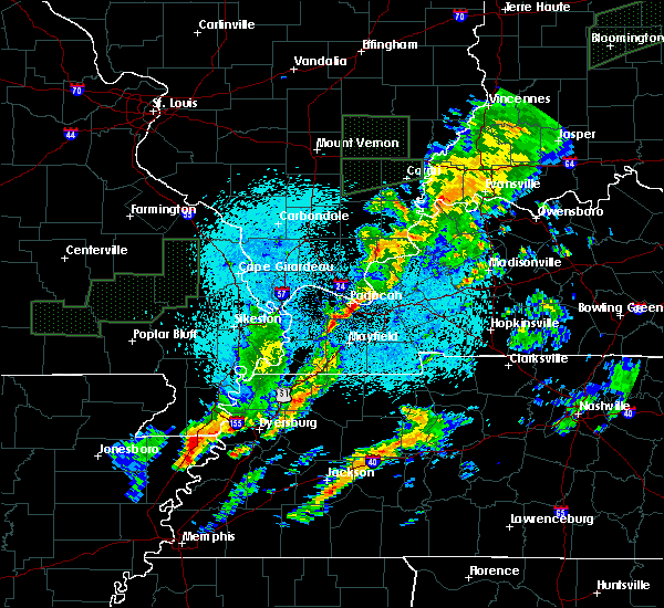 Radar Image for Severe Thunderstorms near Farley, KY at 3/20/2020 1:43 AM CDT
