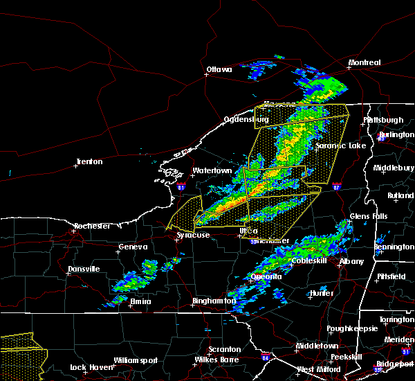 Radar Image for Severe Thunderstorms near Holland Patent, NY at 3/20/2020 3:02 PM EDT
