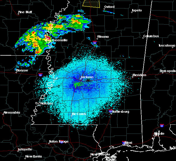 Radar Image for Severe Thunderstorms near Boyle, MS at 3/22/2020 11:50 PM CDT