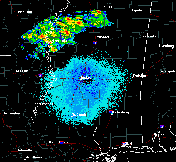 Radar Image for Severe Thunderstorms near Boyle, MS at 3/23/2020 12:17 AM CDT