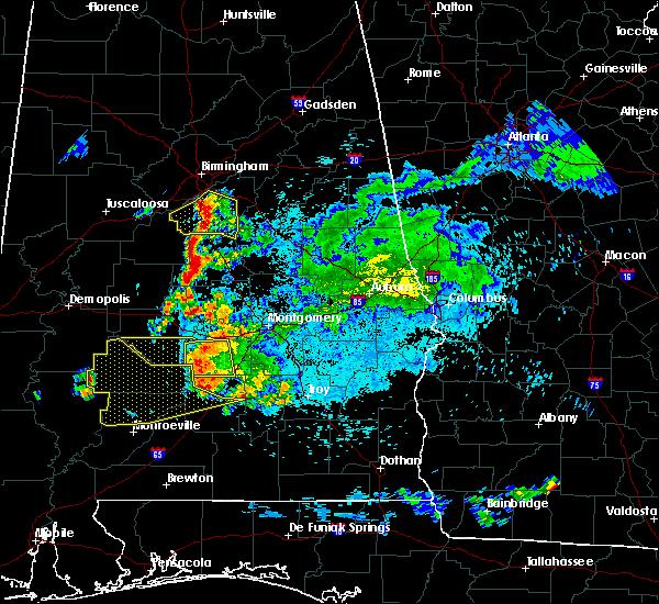 Radar Image for Severe Thunderstorms near Gordonville, AL at 6/24/2015 10:10 PM CDT