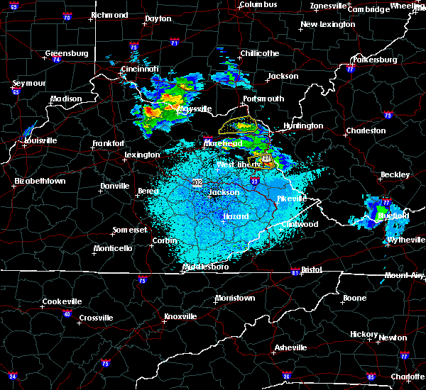 Radar Image for Severe Thunderstorms near Wurtland, KY at 3/28/2020 12:57 AM EDT