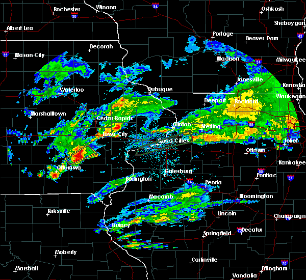 Radar Image for Severe Thunderstorms near Wellman, IA at 3/28/2020 2:02 AM CDT