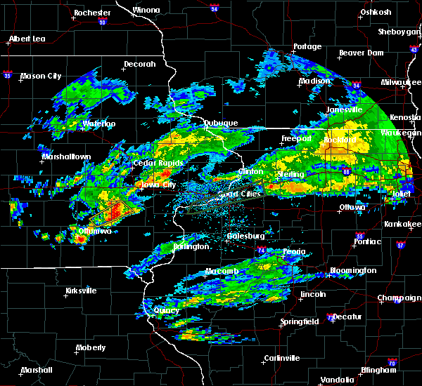 Radar Image for Severe Thunderstorms near Wellman, IA at 3/28/2020 2:09 AM CDT