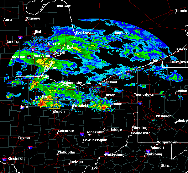 Radar Image for Severe Thunderstorms near Richville, OH at 3/28/2020 9:45 AM EDT