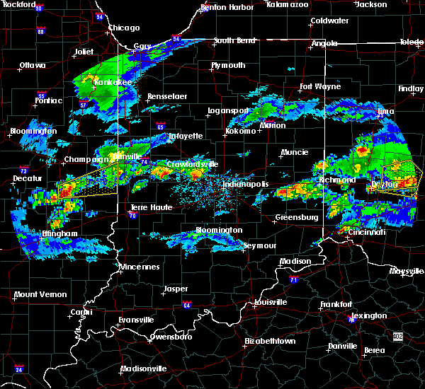 Radar Image for Severe Thunderstorms near New Ross, IN at 3/28/2020 2:06 PM EDT
