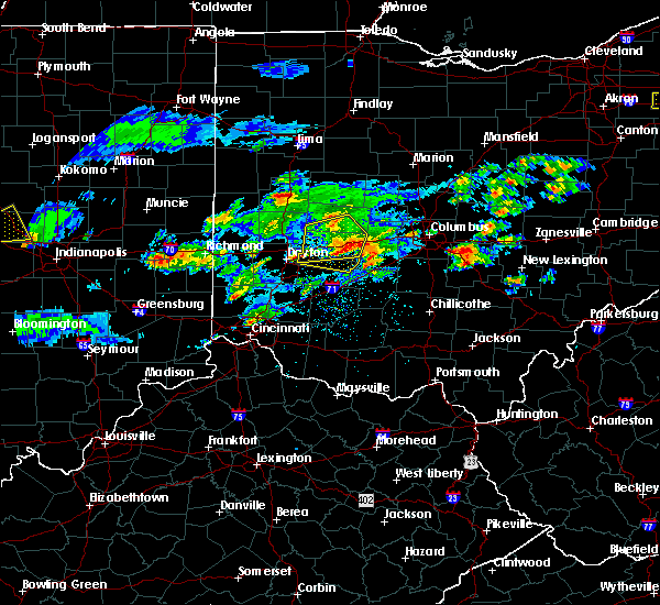 Radar Image for Severe Thunderstorms near Lake Darby, OH at 3/28/2020 2:15 PM EDT