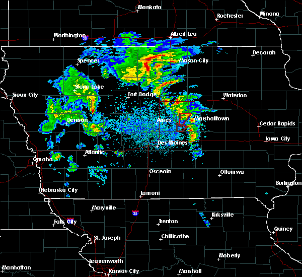 Radar Image for Severe Thunderstorms near Liscomb, IA at 3/28/2020 4:48 PM CDT