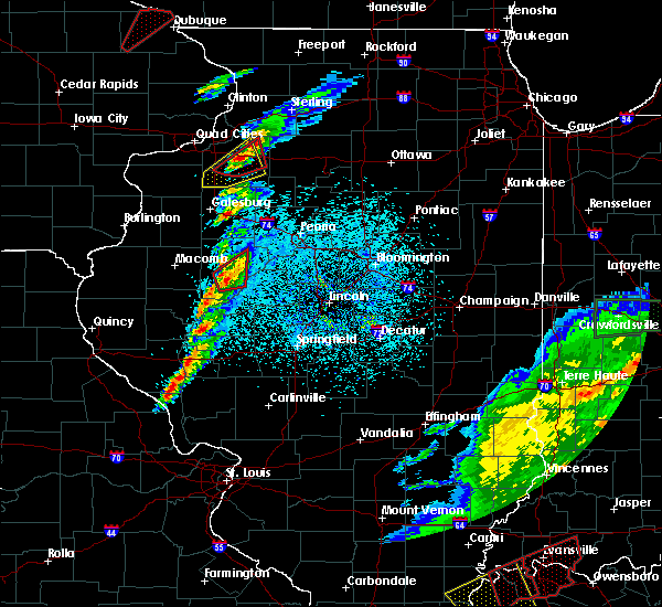 Radar Image for Severe Thunderstorms near St. David, IL at 3/28/2020 8:09 PM CDT