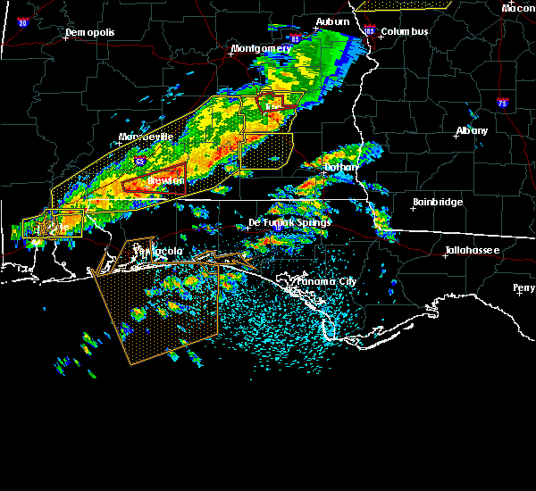 Radar Image for Severe Thunderstorms near Red Level, AL at 3/31/2020 10:50 AM CDT