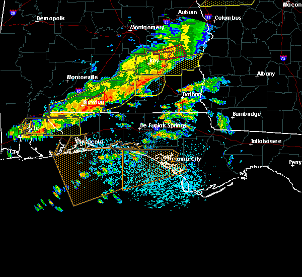 Radar Image for Severe Thunderstorms near Whitfield, FL at 3/31/2020 11:01 AM CDT