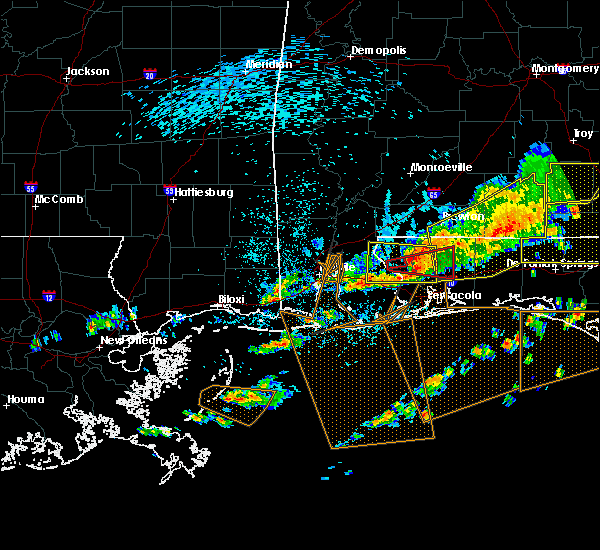 Radar Image for Severe Thunderstorms near Whitfield, FL at 3/31/2020 11:32 AM CDT