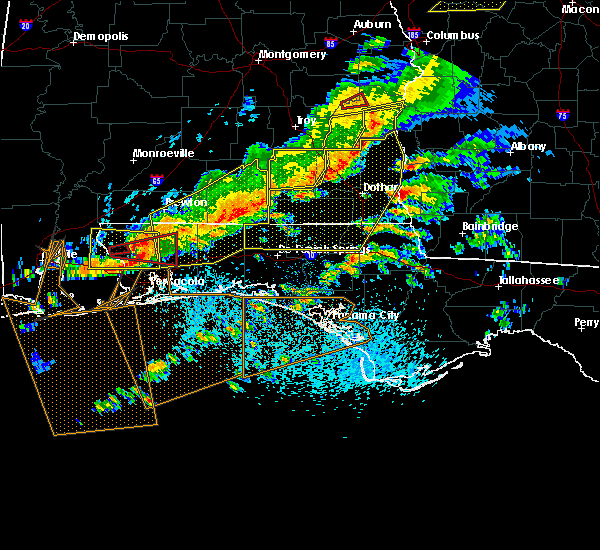 Radar Image for Severe Thunderstorms near Whitfield, FL at 3/31/2020 11:34 AM CDT