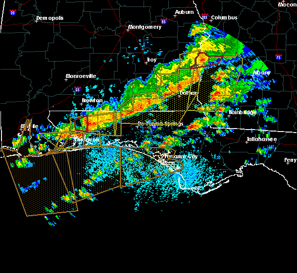 Radar Image for Severe Thunderstorms near Whitfield, FL at 3/31/2020 11:55 AM CDT