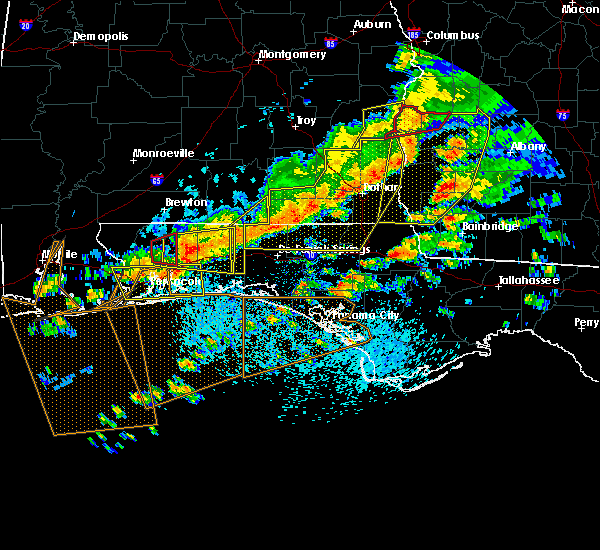 Radar Image for Severe Thunderstorms near Whitfield, FL at 3/31/2020 12:01 PM CDT