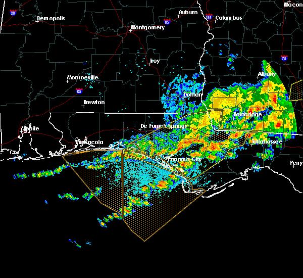 Radar Image for Severe Thunderstorms near Gretna, FL at 3/31/2020 1:53 PM CDT