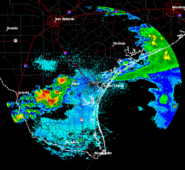 Radar Image for Severe Thunderstorms near Loma Linda East, TX at 4/4/2020 1:57 AM CDT